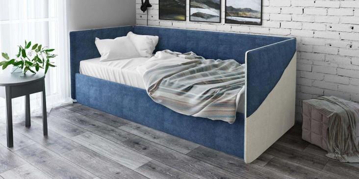 Детская угловая кровать SontelleАланд