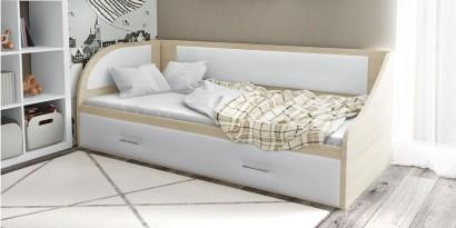 Детская кровать Sontelle Кэлми Ренли с ящиком