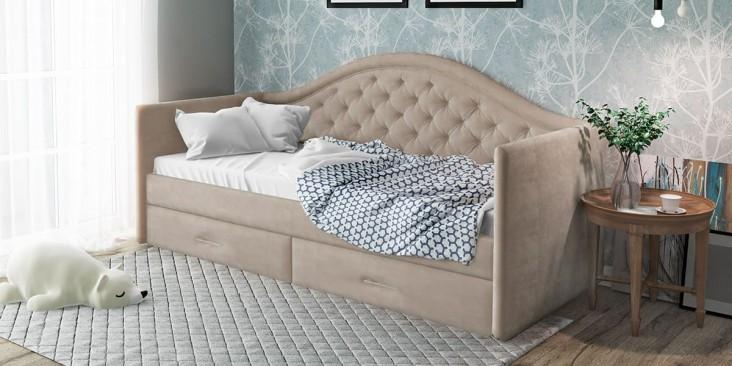 Кровать Sontelle Лэсти с ящиками